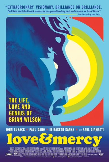 Affiche du film Love & Mercy