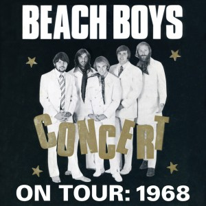 Couverture The Beach Boys On Tour : 1968