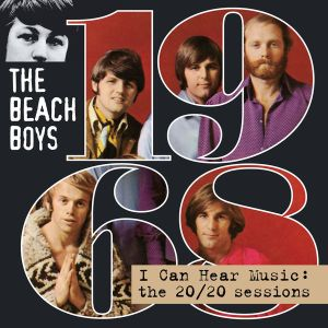 Couverture I Can Hear Music - The 20/20 Sessions