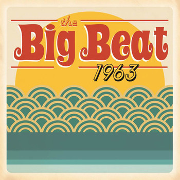 Cover art compilation Big Beat 1963