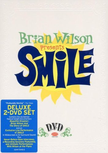 dvd Brian Wilson Presents Smile