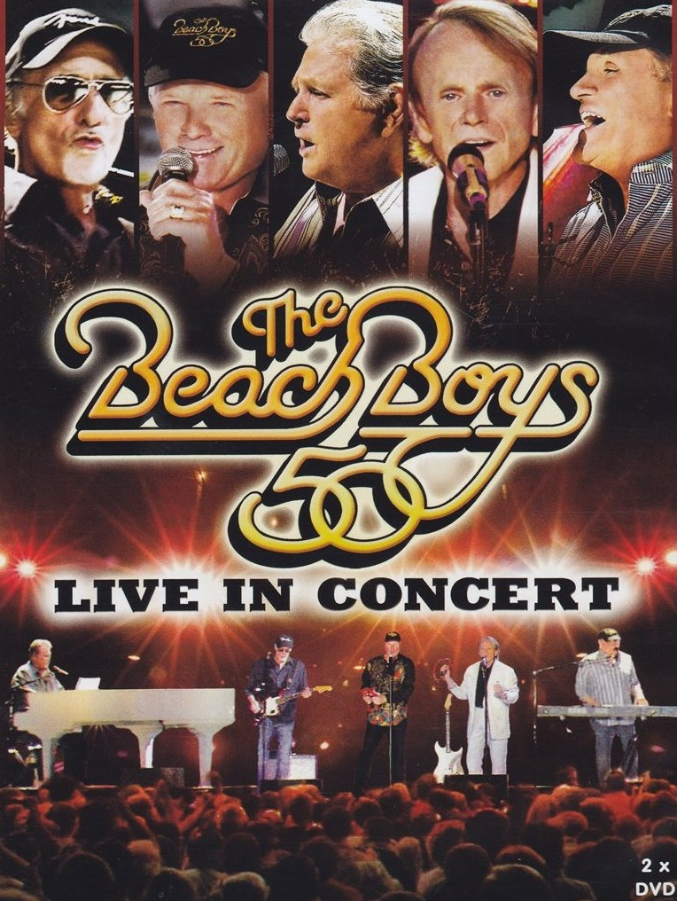 dvd Live In Concert