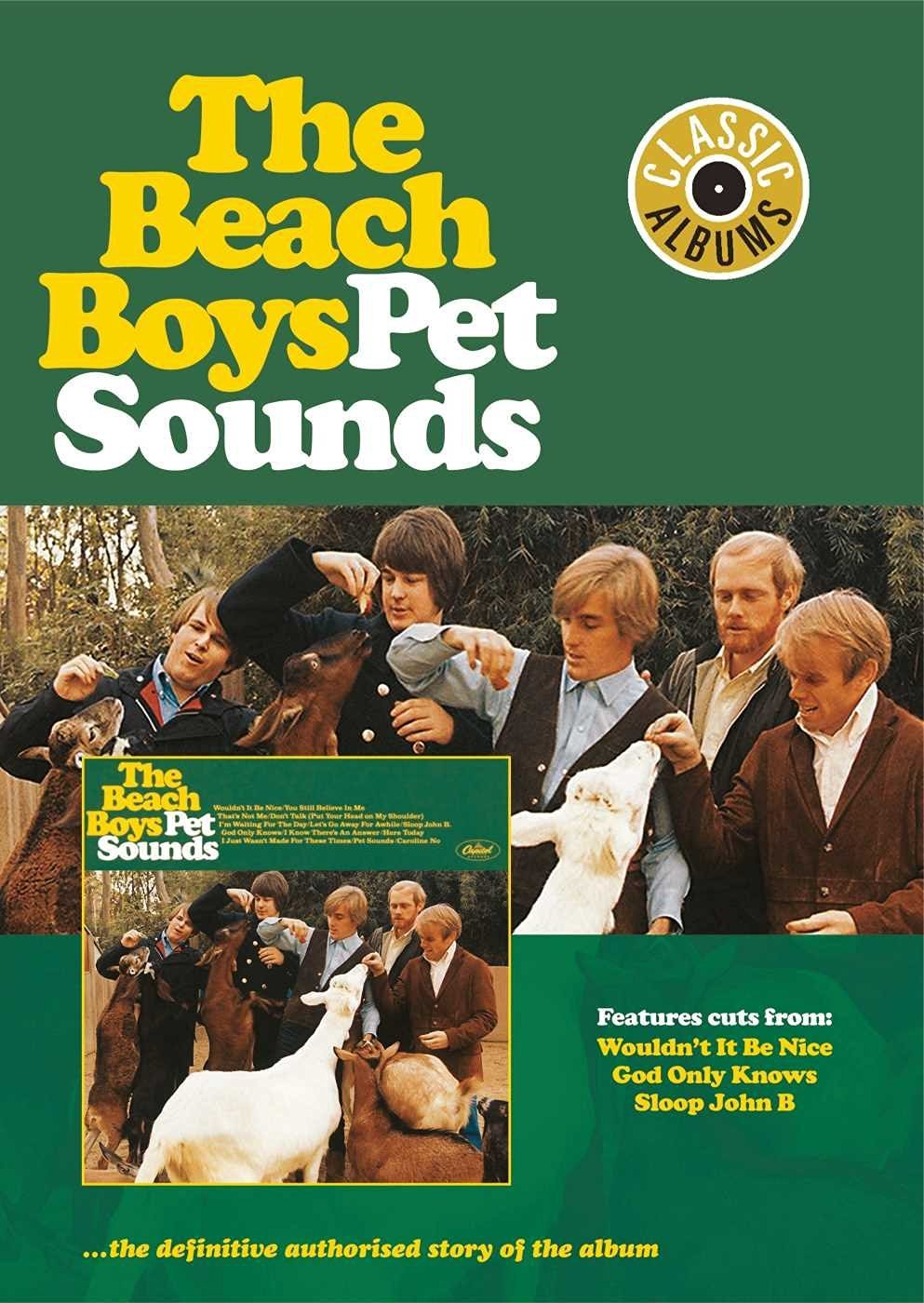 dvd classic album pet sounds