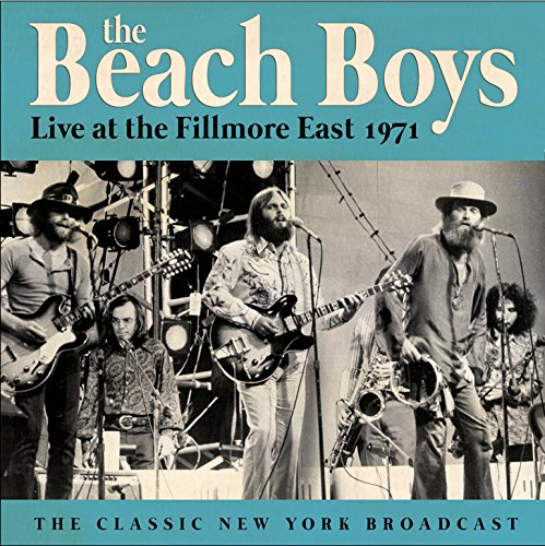 Album Live at Fillmore East 1971