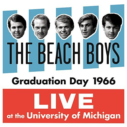 Beach Boys Graduation Day 1966