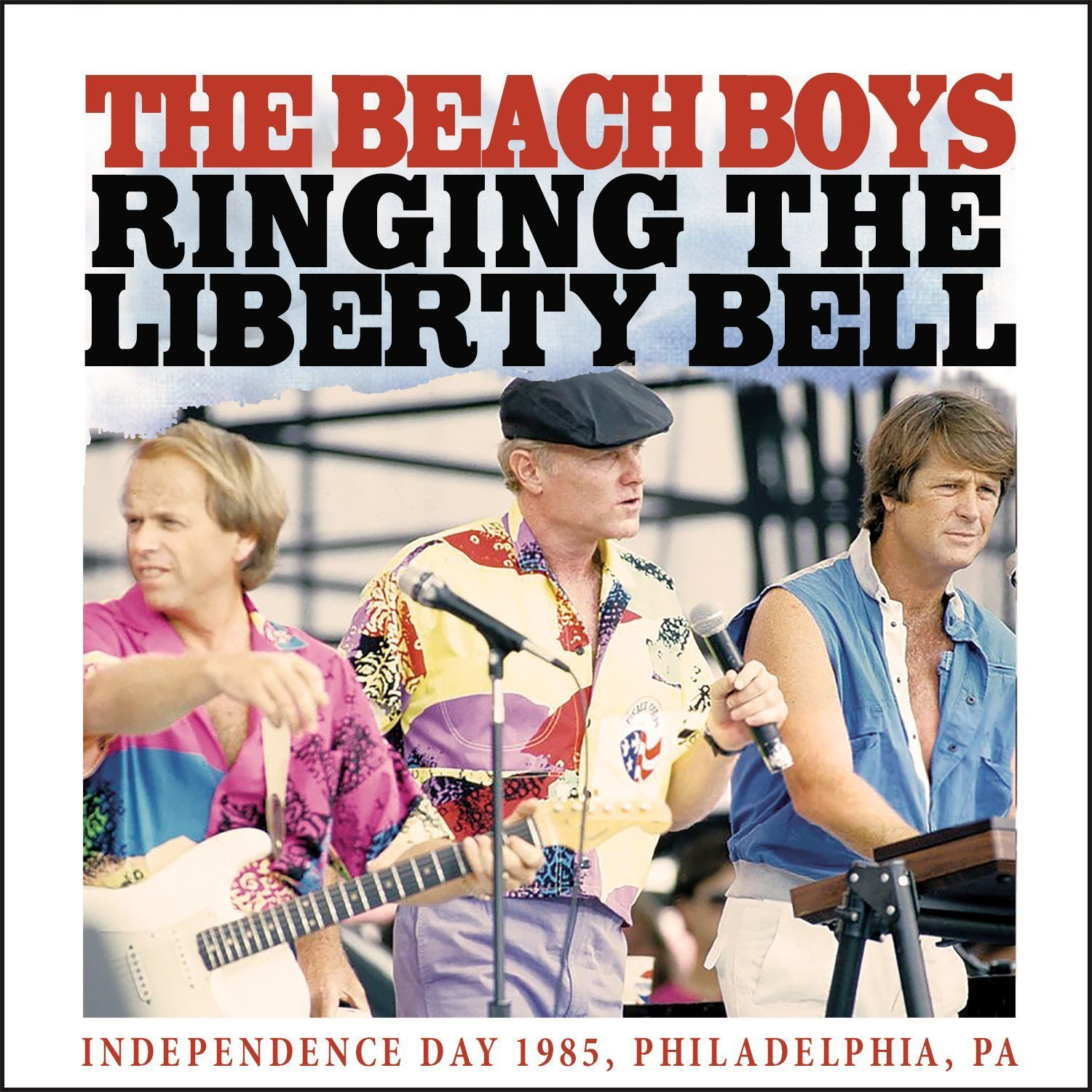 Album Ringing The Liberty Bell