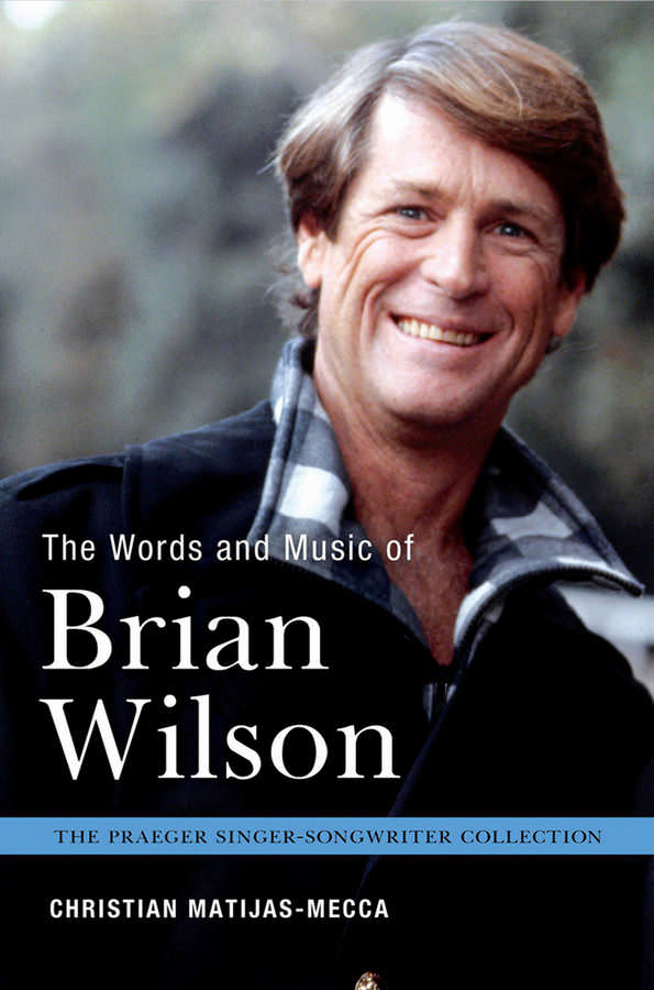 livre The Words and Music of Brian Wilson