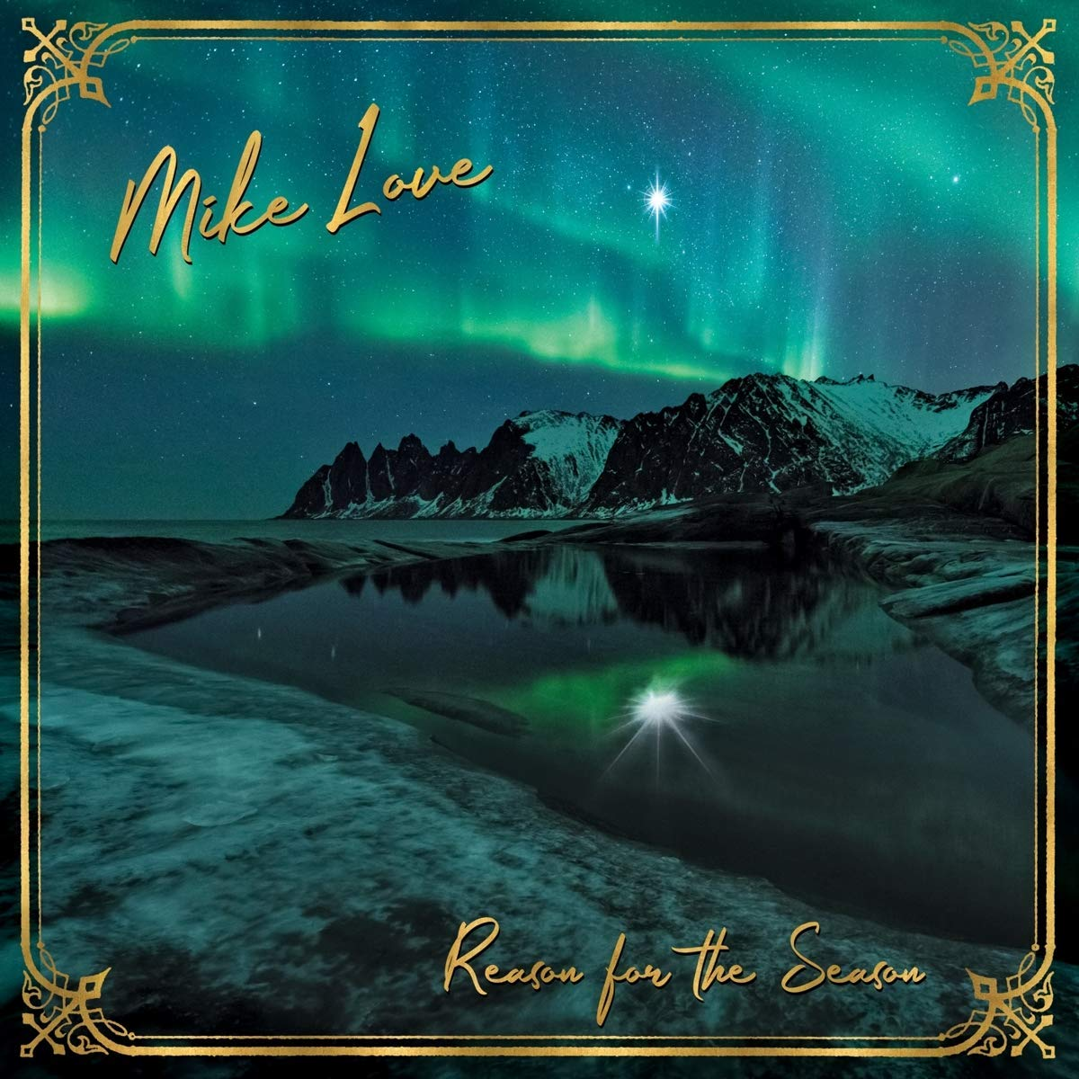 Pochette Album Mike Love Reason To The Season