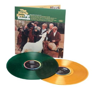 Petsounds 40th vinyle