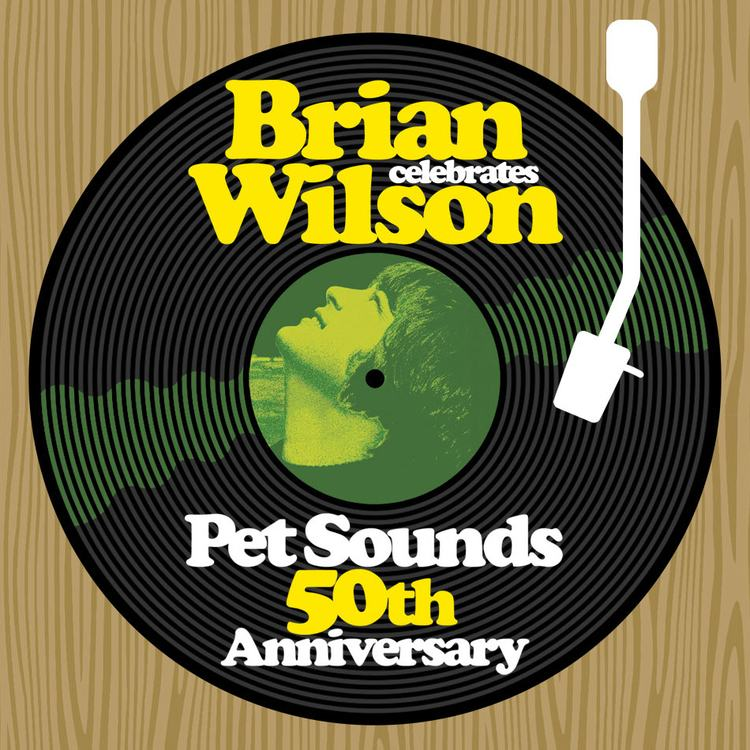 Affiche Pet Sounds 50th Anniversary tour
