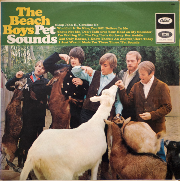 Pet Sounds France 1966