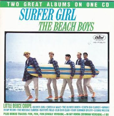 Surfer Girl Shut down 1990