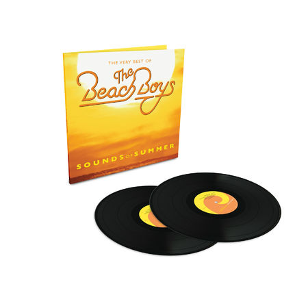 édition vinyle de Sounds Of Summer