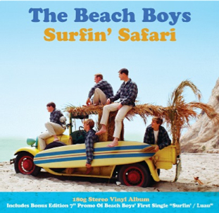 surfin safari not now record store day