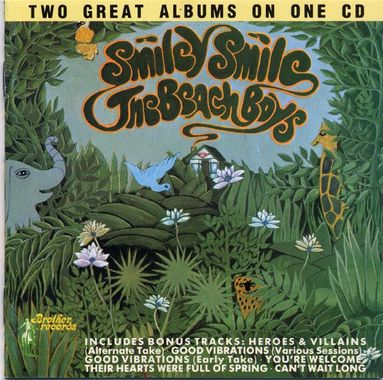 Smiley Smile Wild Honey 1990