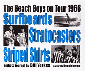livre Surfboards, Stratocasters, Striped Shirts